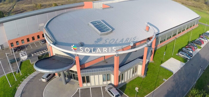 First applications for the Polish synchrotron SOLARIS
